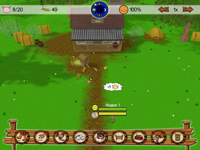 Игры в ферму с животными бесплатно
